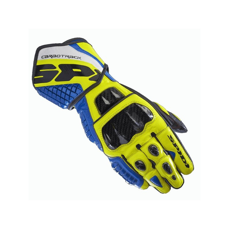 SPIDI CARBO TRACK REPLICA BLU GIALLO