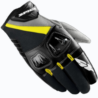 SPIDI FLASH-R BLACK YELLOW