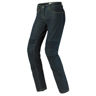 SPIDI J&RACING LADY JEANS - BLACK BLUE
