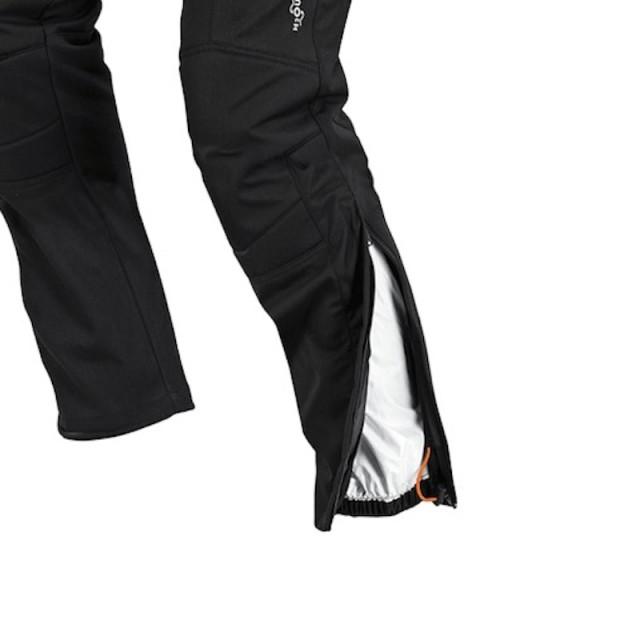 SPIDI GLANCE H2OUT PANTS BLACK - MEMBRANE
