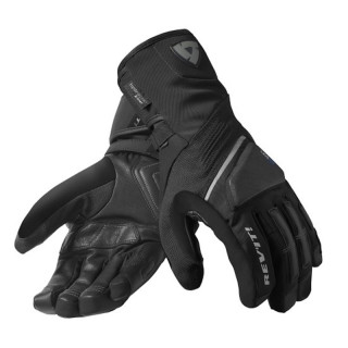 REV'IT GALAXY H2O GLOVES - BLACK