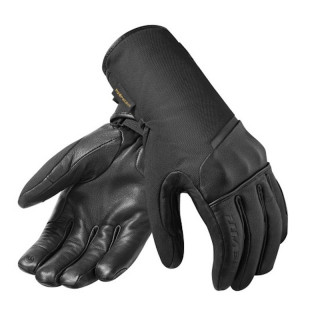 REV'IT TROCADERO H2O GLOVES - BLACK