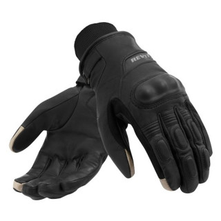 REV'IT BOXXER H2O GLOVES - BLACK