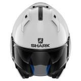 SHARK EVO-ONE BLANK - APERTO FRONTE