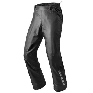 PANTALONI ANTIPIOGGIA REV'IT SPHINX H2O RAIN TROUSERS - NERO