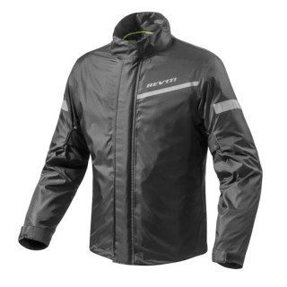 GIACCA ANTIPIOGGIA REV'IT CYCLONE 2 H2O RAIN JACKET - NERO
