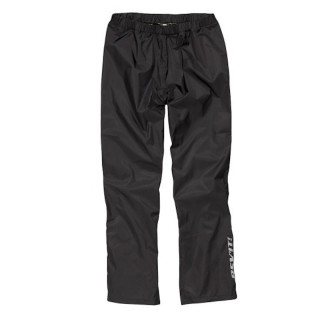 PANTALONI ANTIPIOGGIA REV'IT ACID H2O RAIN TROUSERS - NERO