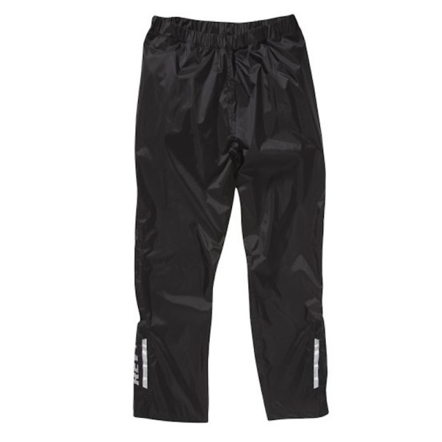 REV'IT ACID H2O RAIN TROUSERS BLACK - BACK