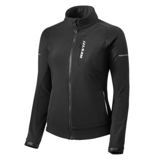 GIACCA REV'IT EDISON LADIES JACKET - NERO