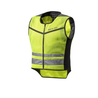 GILET ALTA VISIBILITA' REV'IT ATHOS AIR 2 VEST - NEON YELLOW