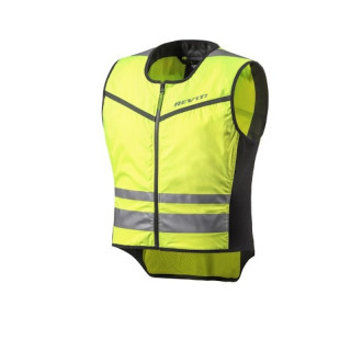 GILET ALTA VISIBILITA' REV'IT ATHOS 2 VEST - NEON YELLOW