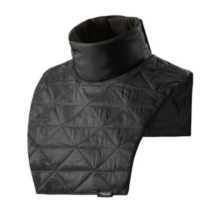 SCALDACOLLO REV'IT VIRGO WB WINDCOLLAR - NERO