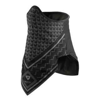 SCALDACOLLO REV'IT IRVING WB WINDCOLLAR - NERO