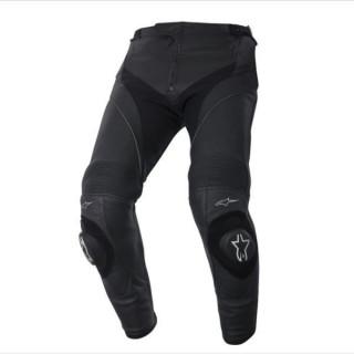 ALPINESTARS MISSILE LEATHER PANTS - BLACK