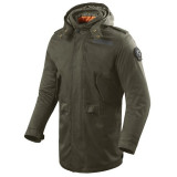 GIACCA REV'IT RONSON - DARK GREEN