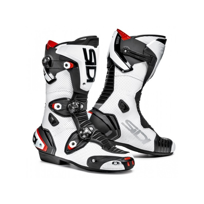 sidi mag 1 air motorcycle vented boots burnoutmotor. Black Bedroom Furniture Sets. Home Design Ideas