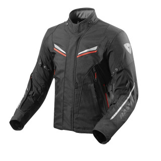 GIACCA REV'IT VAPOR 2 - BLACK RED