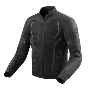 REV'IT GT-R AIR 2 JACKET - BLACK