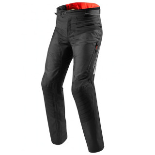 REV'IT PANTALONI VAPOR 2 SHORT - BLACK