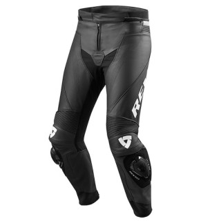 PANTALONI REV'IT VERTEX GT SHORT - BLACK WHITE