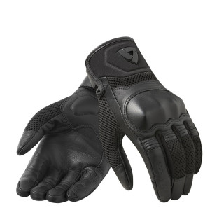 REV'IT BLACKBURN GLOVES - BLACK