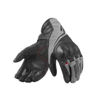 REV'IT LANGFORD GLOVES - BLACK GREY