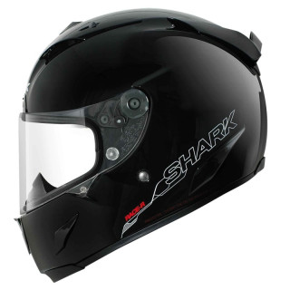 CASCO SHARK RACE-R PRO BLANK - BLACK