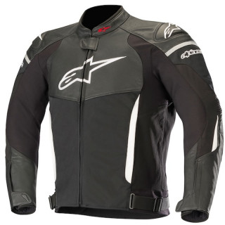 GIACCA ALPINESTARS SP X AIR JACKET - BLACK WHITE