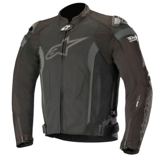 GIACCA ALPINESTARS T-MISSILE AIR TECH AIR JACKET - BLACK BLACK