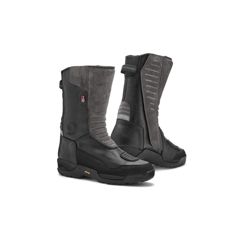 REV'IT GRAVEL OUTDRY BOOTS - BLACK