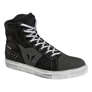 DAINESE STREET BIKER D-WP SHOES - BLACK ANTHRACITE