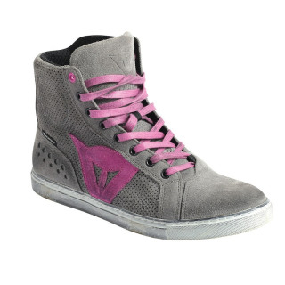 SCARPE DAINESE STREET BIKER LADY AIR - GRAY ORCHID