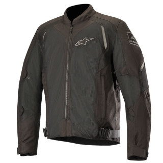 GIACCA ALPINESTARS WAKE AIR JACKET - BLACK BLACK