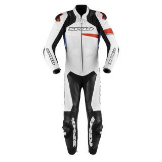 SPIDI RACE WARRIOR PERFORATED PRO - WHITE BLUE RED