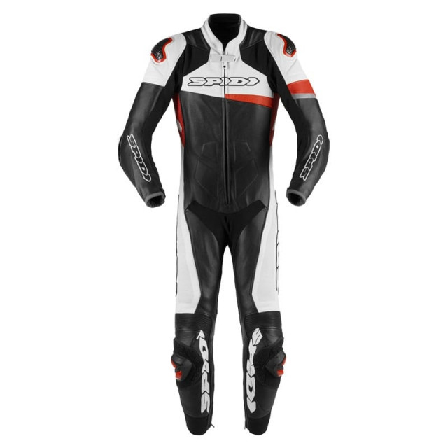 SPIDI RACE WARRIOR PERFORATED PRO - BLACK RED