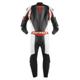 SPIDI RACE WARRIOR PERFORATED PRO BLACK RED - BACK