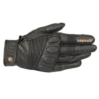 ALPINESTARS CRAZY EIGHT GLOVE - BLACK BLACK