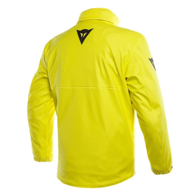 WATERPROOF DAINESE STORM JACKET -Fluo Yellow - BACK