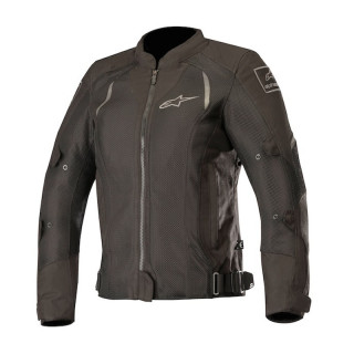 ALPINESTARS STELLA WAKE AIR JACKET - BLACK BLACK