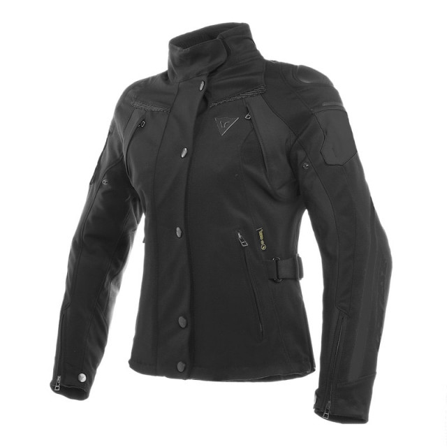GIACCA DAINESE RAIN MASTER D-DRY LADY - Black