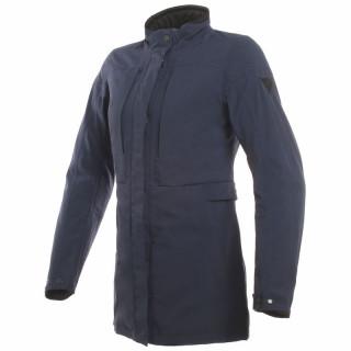 DAINESE HIGHSTREET D-DRY LADY JACKET - Uniform Blue