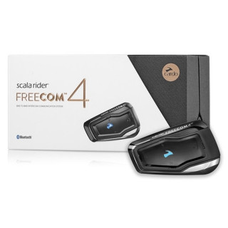 INTERFONO CARDO SCALA RIDER FREECOM 4