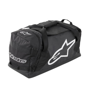 BORSONE ALPINESTARS GOANNA DUFFLE BAG - BLACK ANTHRACITE WHITE