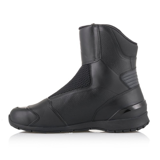 ALPINESTARS PORTLAND GORE-TEX BOOT BLACK - INNER SIDE