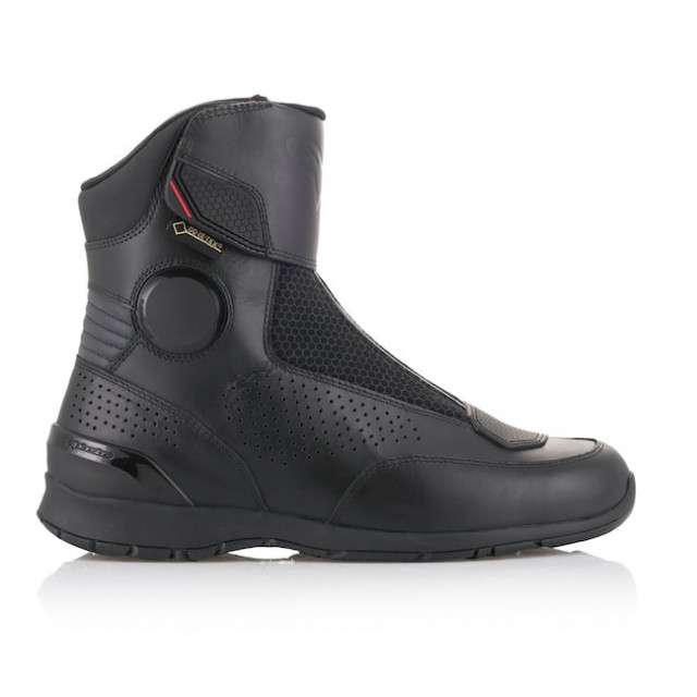 ALPINESTARS PORTLAND GORE-TEX BOOT BLACK - SIDE