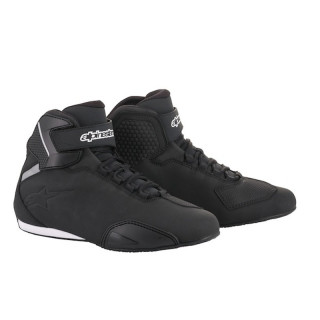 ALPINESTARS SEKTOR RIDING SHOE - BLACK