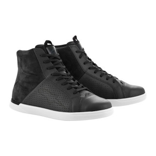 SCARPE ALPINESTARS JAM AIR RIDING SHOE - BLACK BLACK
