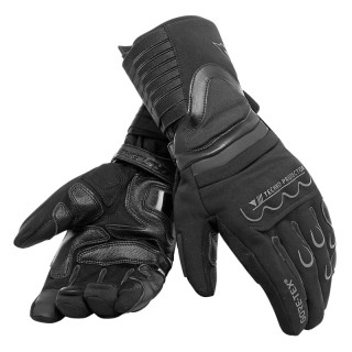 DAINESE SCOUT 2 GORE-TEX GLOVES - BLACK