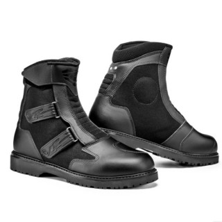 SIDI FAST RAIN SHOES - BLACK