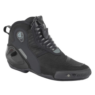SCARPE DAINESE DYNO D1 SHOES - BLACK ANTHRACITE
